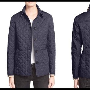 Burberry ashurst quilted Coat